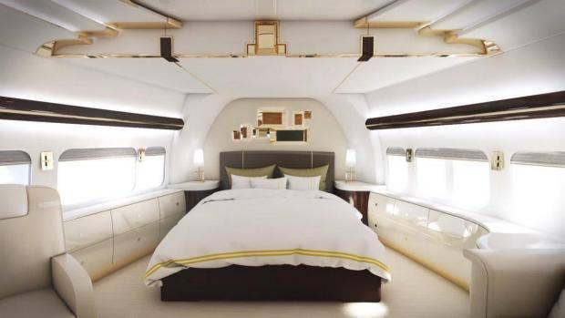 Attirant These Luxurious Private Jets Are Probably Nicer Than Your Home