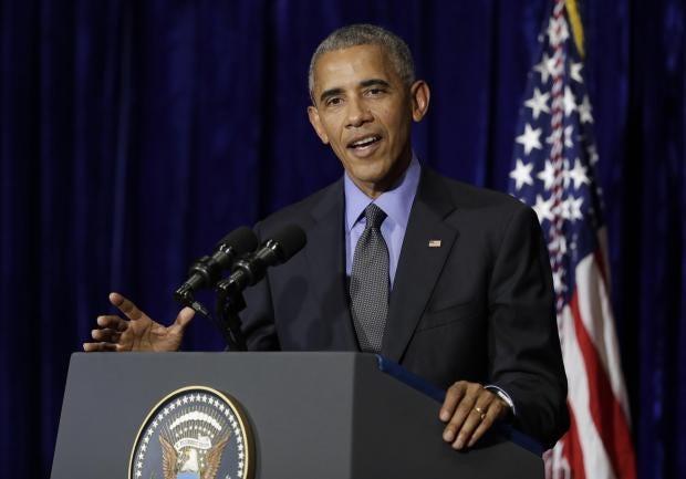 Barack Obama in laos