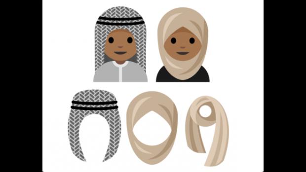 15-year-old Saudi student proposes Hijab emojis