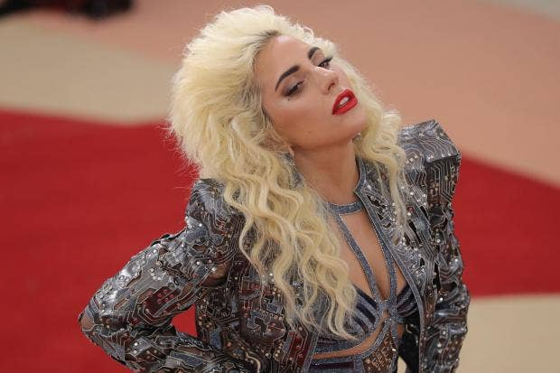 Lady Gaga unveils new album 'Joanne'