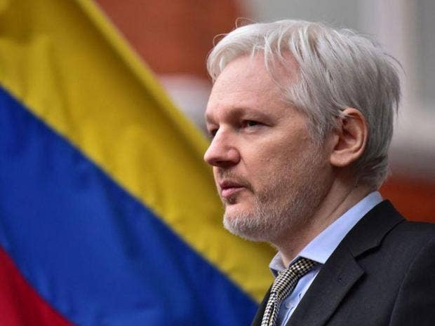 Ecuador admits cutting off Assange's internet access
