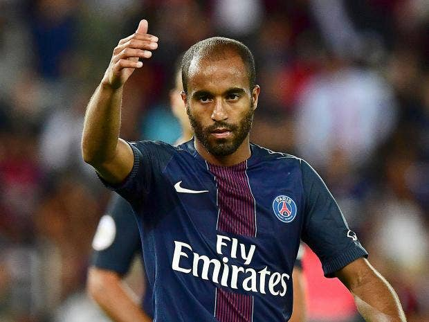 Manchester united news lucas moura 39 s agent claims jose for Interieur sport philippe lucas