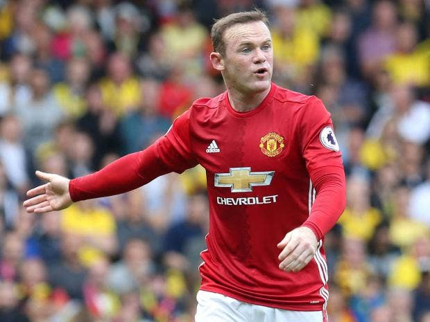 Manchester United vs Leicester Team News: Wayne Rooney Dropped From Starting Line-Up By Jose Mourinho