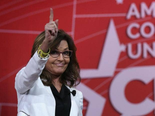 Sarah Palin Under Consideration for VA Secretary