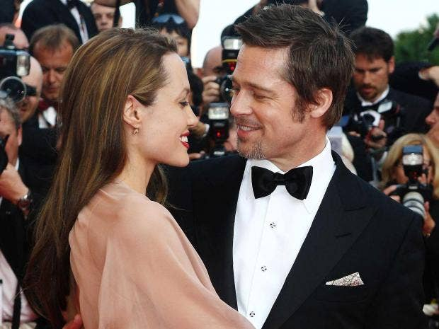 were brad and angelina dating during mr and mrs smith Angelina jolie confesses she cheated on brad each other on the set of mr & mrs smith during a brad recently said he and angelina were going to.