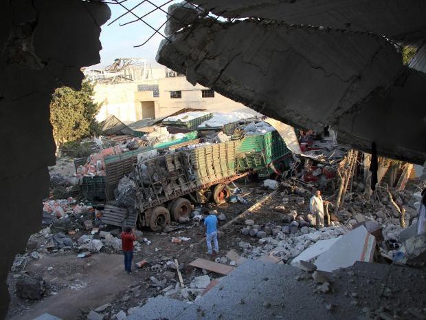 Syria announces new major Aleppo offensive