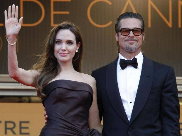 Is this the most freakish theory yet for the Jolie-Pitt split?