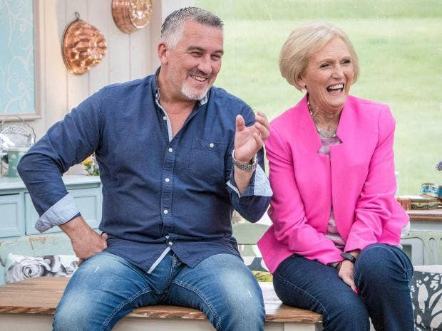 Paul Hollywood Says He Didnt Leave Great British Bake Off