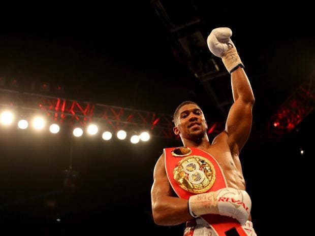 Anthony Joshua V Wladimir Klitschko Is Happening