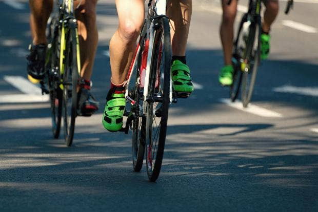 Two Seriously Injured After Car Drives Into Cycle Race In Germany