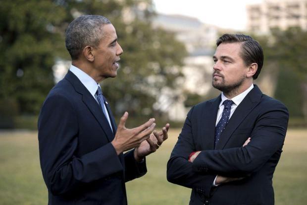 Obama and Leonardo DiCaprio to talk climate change