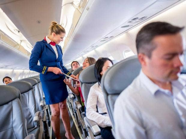 crew dating flight attendants