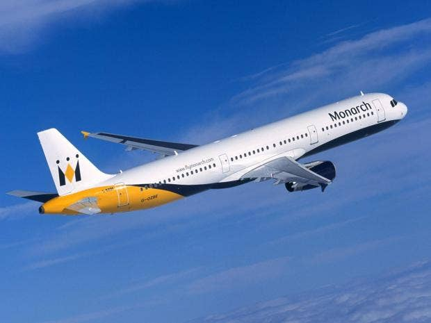 Monarch gets extension from aviation regulator to secure operating licence