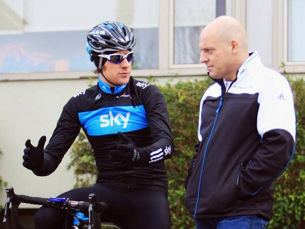 Sir Bradley Wiggins: Sir David Brailsford defends cyclist's use of TUEs