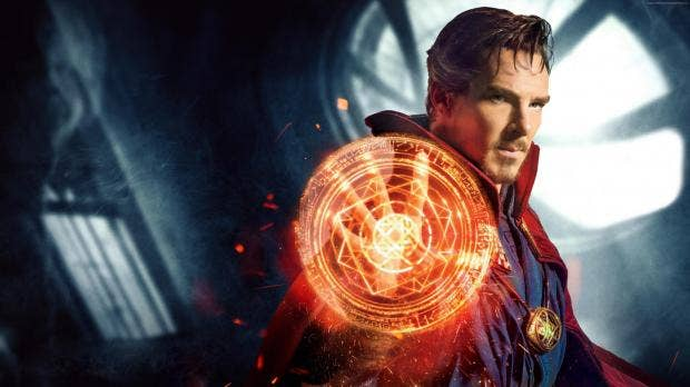 Marvel's 'Doctor Strange' gets a suite of new brain-bending character posters!