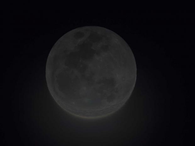 Звёздное небо и космос в картинках - Страница 21 Moon