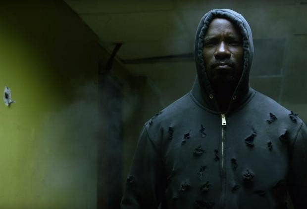 'Luke Cage' Renewed for Season 2 on Netflix