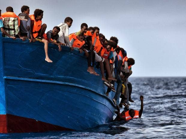 Mediterranean Migrant Deaths Top 5000 - IOM