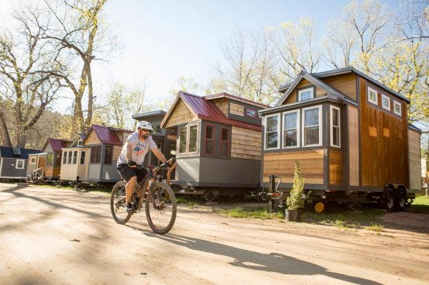 Micro-Living In The Us: The Best Tiny Houses You Can Stay In | The