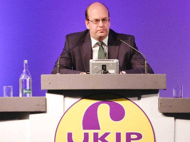 Conservatives will say no to Ukip's Mark Reckless if he tries to defect