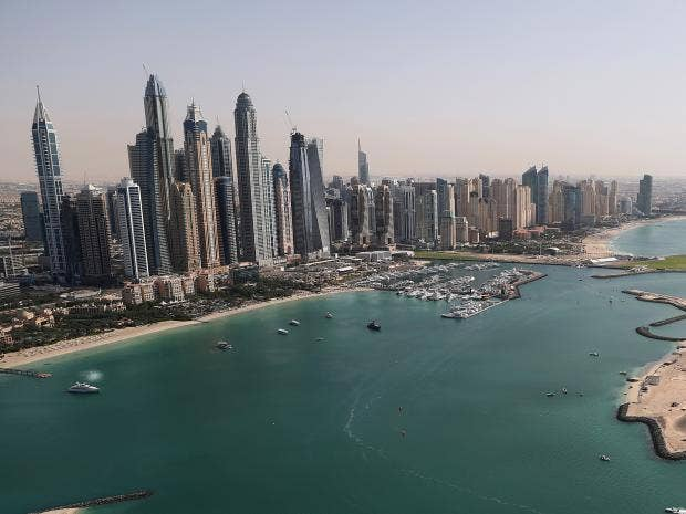 After a number of incidents in which rape victims were detained in Dubai and across the UAE a charity has warned tourists not to report rape and other crime Getty