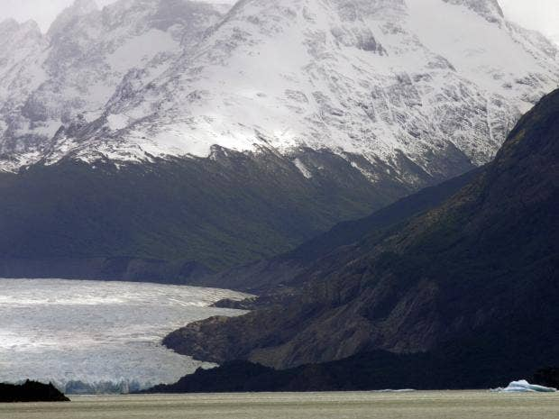 Andes mountains lose nearly half their ice in just 40 years   The ...