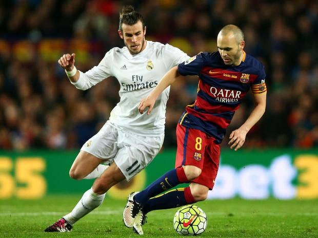 the game will not be available in the uk getty images el clasico