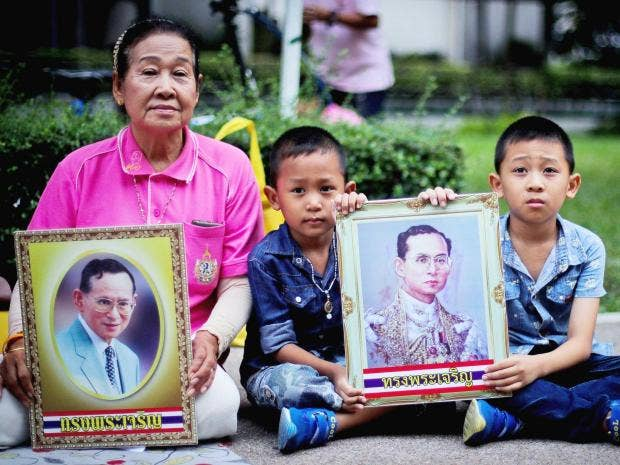 World's longest-reigning monarch, Thailand's King Bhumibol Adulyadej, dies aged 88