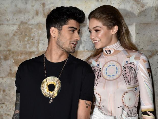 Gigi Hadid mocked for calling Pakistani-British boyfriend ... Zayn Malik Pakistani Family