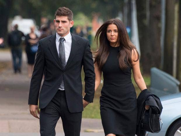 Ched Evans Has Been Found Not Guilty Of A  Year Old Woman In  Getty