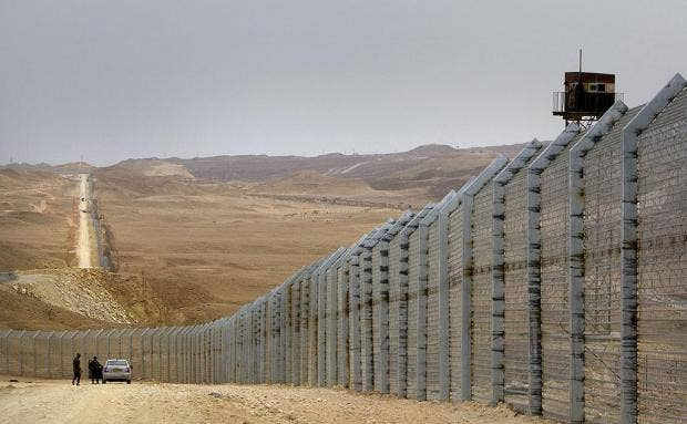 Israeli teenage worker killed by gunfire along Egyptian border