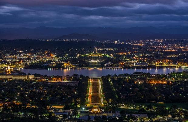 Hotels Canberra City