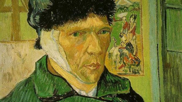 The real reason Van Gogh cut off his ear