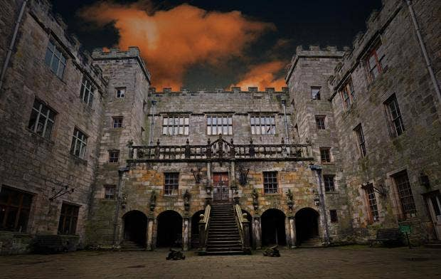 The Worlds Most Haunted Hotels Old Castles And Former Jails Where Ghosts Roam Halls