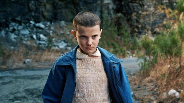 Stranger Things fans furious at 'sexy Eleven' halloween costume ...