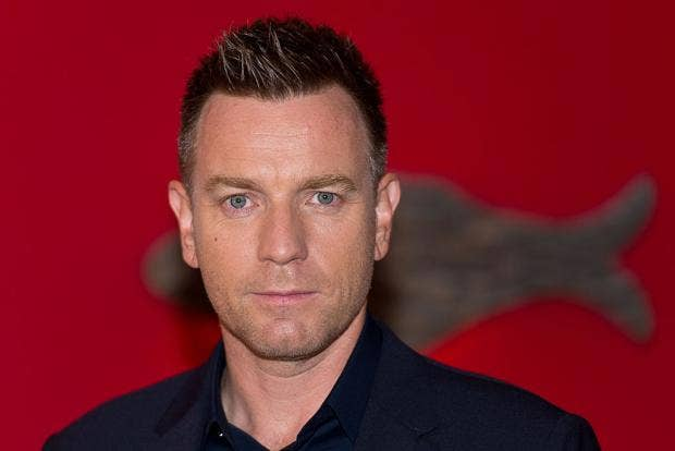 Ewan McGregor praised for snubbing 'tyrant' Piers Morgan in feminism row