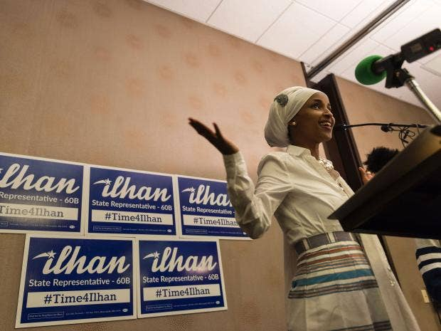 Minnesota elects 1st Somali-American lawmaker in the US