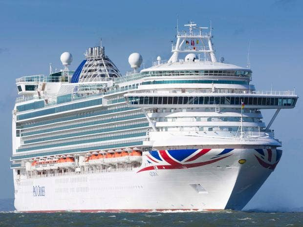 British PO Cruise Passenger Dies In Dominica Bus Crash The - What happens when someone dies on a cruise ship