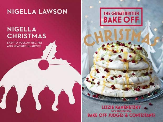 10 best christmas cookbooks the independent christmas is a time of abundant feasting with most festive get togethers centred around food this is great unless you find yourself in charge of forumfinder Choice Image