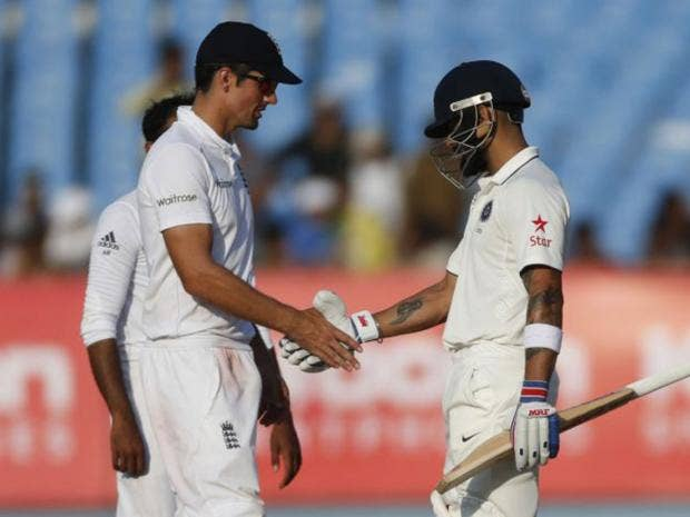 India vs England - Second Test