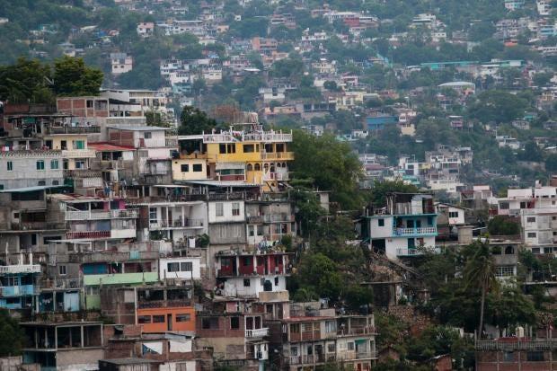 Where are the world's most dangerous neighbourhoods?