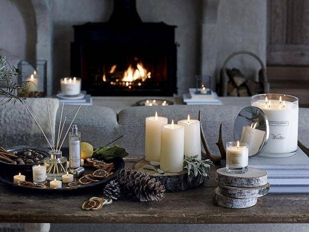 15 Best Christmas Scented Candles The Independent