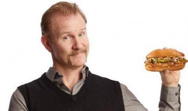 The man behind Super Size Me is now opening his own fast food ...