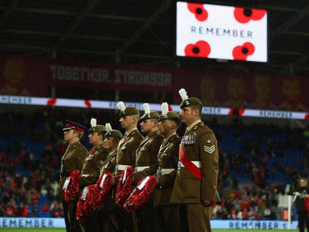 Federation Internationale de Football Association charges Northern Ireland, Wales for poppy displays