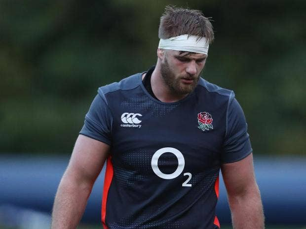 Knee surgery rules England's George Kruis out of Six Nations