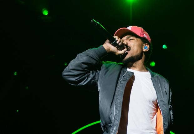 Chance the Rapper Just Donated $1 Million to Chicago Public Schools