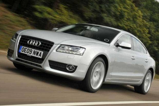 Used Car Test Audi A Sportback V BMW Series V Mercedes CClass - Audi all series list