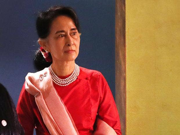 UN calls on Burma's Aung San Suu Kyi to halt 'ethnic ...