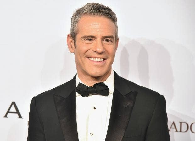 Andy Cohen reveals cancer battle