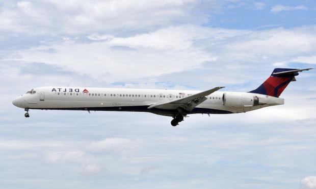 Delta Airlines bans passenger for life after pro-Donald Trump rant ...
